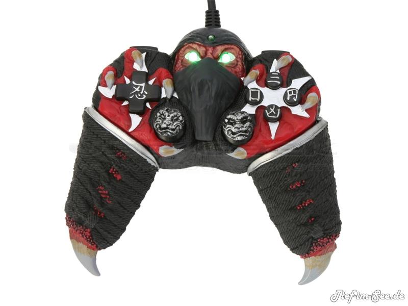 Ninja Vorderansicht