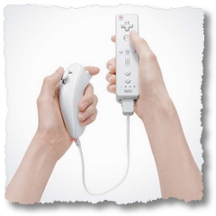 Wii nunchuk2